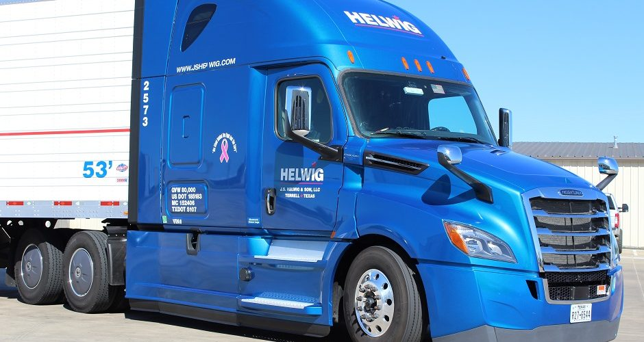 Temperature Controlled Trucking Js Helwig Son Dallas Fort Worth